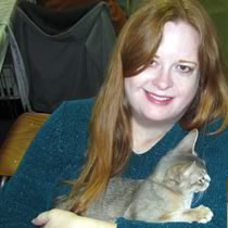 cat people Susan Graham