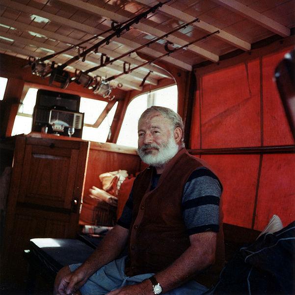 Ernest Hemingway cat