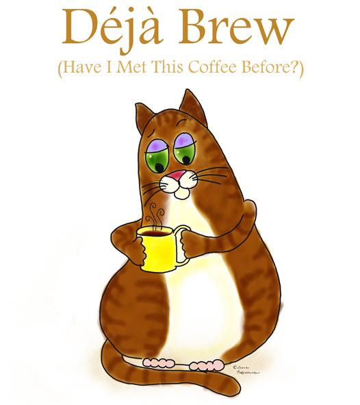 cat amd coffee